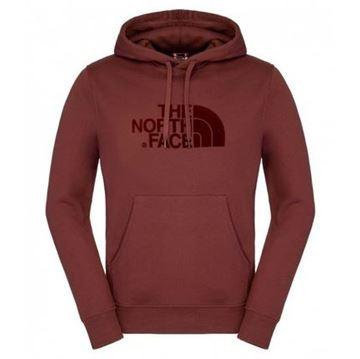 Εικόνα της north face pullover hoodie sequoia