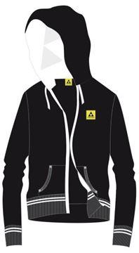 Εικόνα της fischer ζακέτα hoody logo