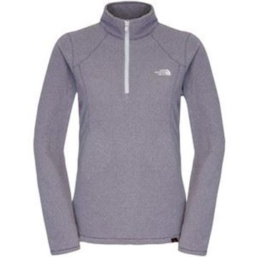 Εικόνα της north face fleece w100 glacier 1/4 zip