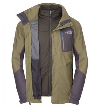 Εικόνα της north face men zenith triclimate