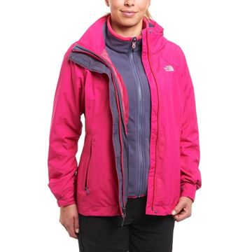 Εικόνα της north face woman evoloution triclimate jacket