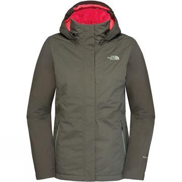 Εικόνα της the north face women's inlux insulated jacket