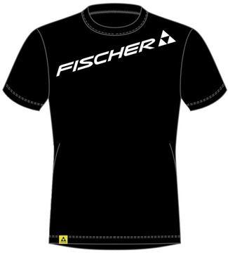 Εικόνα της Κοντομάνικο fischer logo s/s