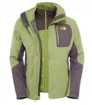 Εικόνα της north face mens zenith triclimate jacket