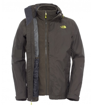 Εικόνα της north face mens evolution II triclimate jacket