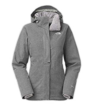 Εικόνα της north face women's inlux insulated jacket