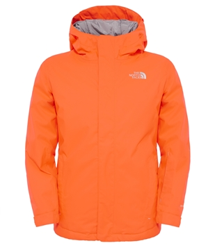 Εικόνα της north face snowquest jacket junior