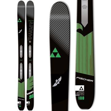 Εικόνα της fischer ski ranger 98 ti+attack 13