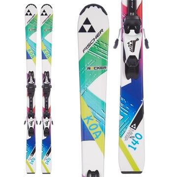 Εικόνα της fischer ski junior koa +fj7