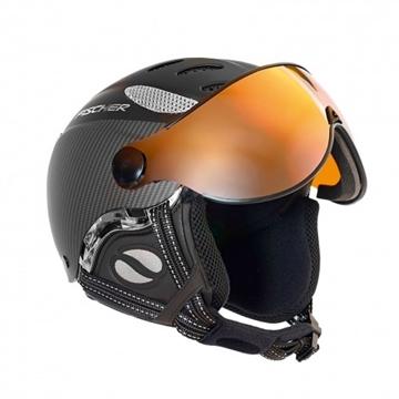 Εικόνα της fischer κρανος cusna pro shield helmet cl