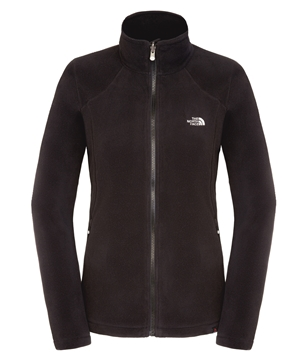 Εικόνα της north face women's glacier 100 full zip