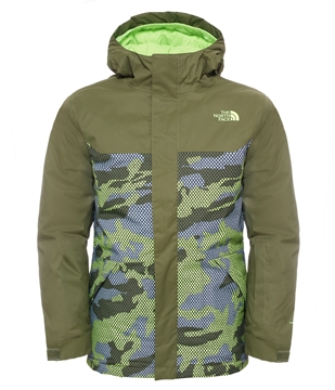 Εικόνα της north face junior brayden ins jacket