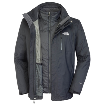 Εικόνα της north face men solaris triclimate jacket