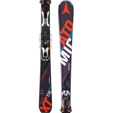 Εικόνα της atomic ski redster xt + xt 10