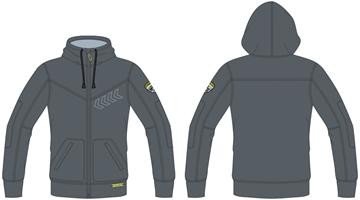 Εικόνα της fischer retro sweat jacket