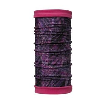 Εικόνα της μαντηλι reversible polar buff purple/paloma