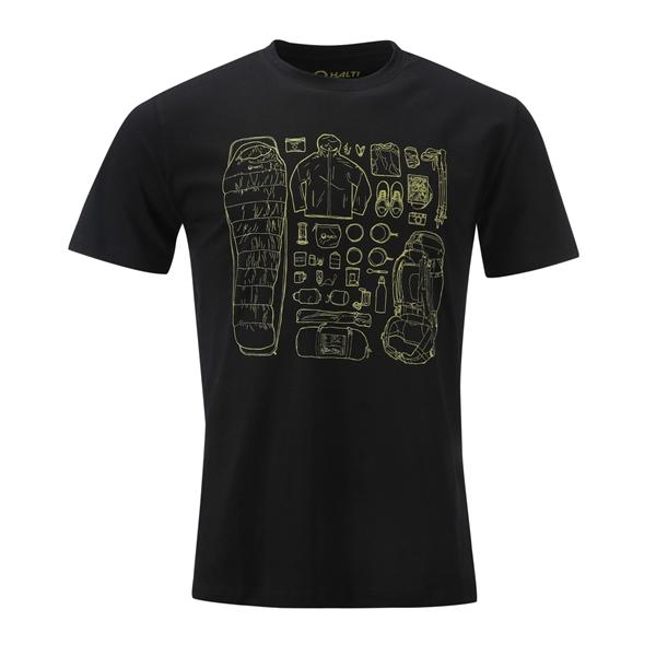 Εικόνα της halti retki men t-shirt