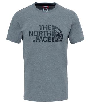 Εικόνα της north face ανδρικο κοντομανικο woodcu