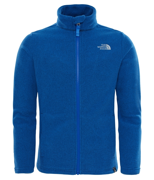 Εικόνα της north face παιδικο fleece snow quest full zip