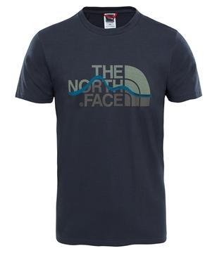 Εικόνα της north face ανδρικο mount line tee