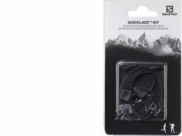 Εικόνα της κορδονια salomon quicklace kit black