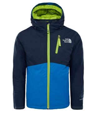 Εικόνα της north face παιδικο snowquest plus jacket