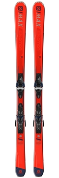 Εικόνα της salomon ski s/max 6 +mercury 11