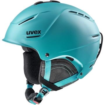 Εικόνα της uvex κρανος plus 2.0 black petrol mat