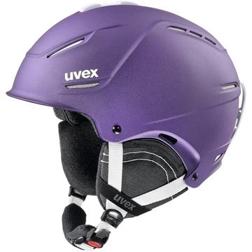 Εικόνα της uvex κρανος plus 2.0 violet met mat