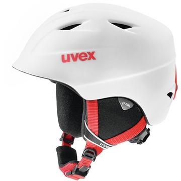 Εικόνα της uvex παιδικο κρανος airwing 2 pro white mat