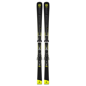 Εικόνα της salomon ski s/max 10 + z11 walk l80