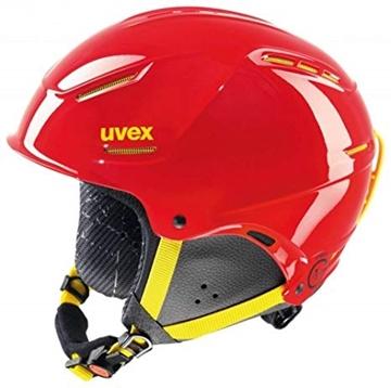 Εικόνα της uvex παιδικο κρανος p1us junior red