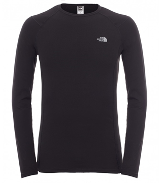 Εικόνα της north face MEN WARM L/S CREW NECK