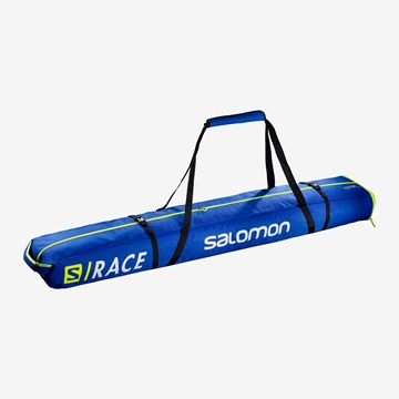 Εικόνα της salomon θηκη ski extend 2 pairs 175+20 race blue