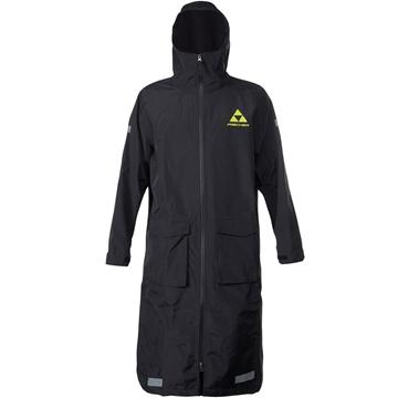 Εικόνα της fischer men rain coat black