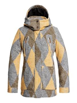 Εικόνα της roxy γυναικειο παλτο dawn jacket