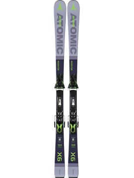 Εικόνα της atomic ski redster x6 + ft 11 gw