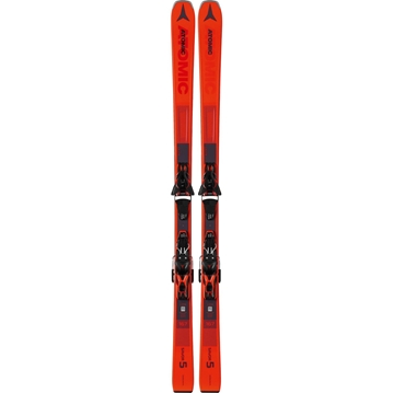 Εικόνα της atomic ski savor 5 red + ft 10 gw