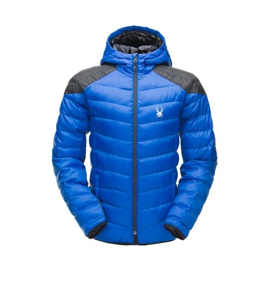 Εικόνα της spyder hoody synth jacket