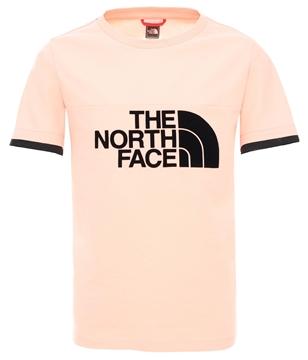 Εικόνα της north face παιδικο κοντομανικο g rafiki