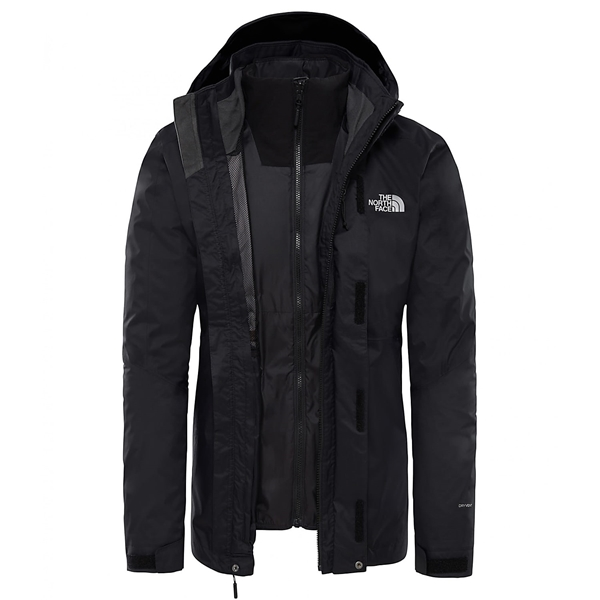 Εικόνα της north face ανδρικο μπουφαν kabru triclimate jacket