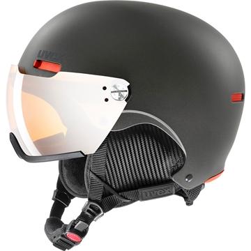 Εικόνα της uvex κρανος hlmt 500 visor