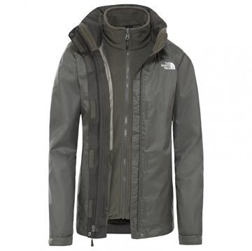 Εικόνα της north face γυναικειο evolve ii triclimate jacket