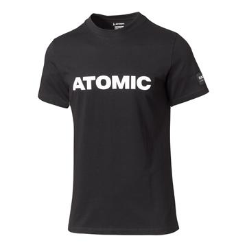 Εικόνα της atomic ανδρικο rs t shirt black