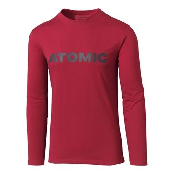 Εικόνα της atomic ανδρικο ls alps shirt red