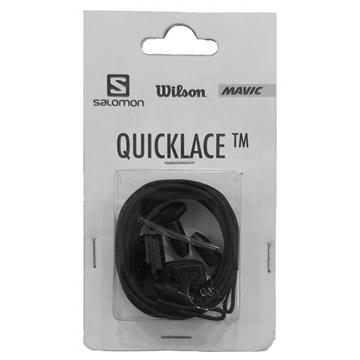 Εικόνα της salomon quicklace kit black
