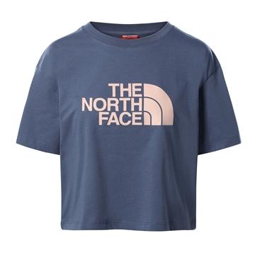 Εικόνα της north face γυναικειο cropped easy tee