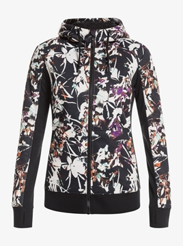 Εικόνα της roxy γυναικεια ζακετα frost WarmFlight® Zip Fleece